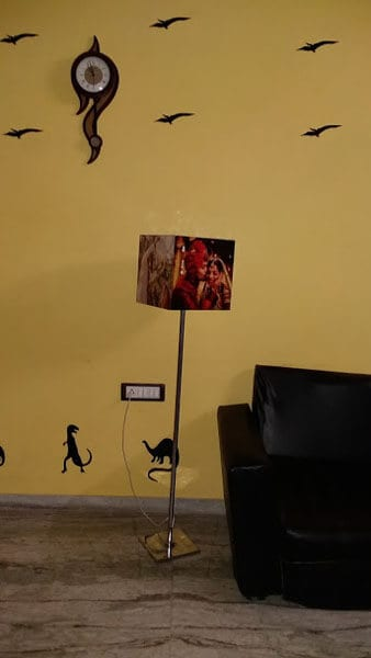 Personalized Floor lamp