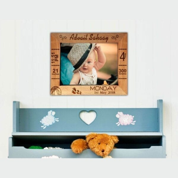 Personalized gift for kids and new born.