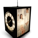 harmony musical photo lamp
