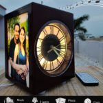 Customized gift lamp with music