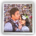 Mosaic Photo frame – Memorabillia