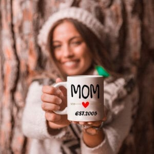 Mom - My world mug