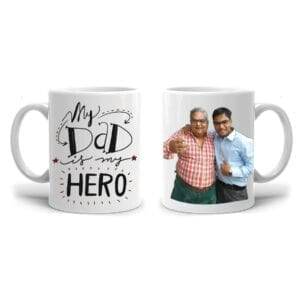 Personalized Mug for father