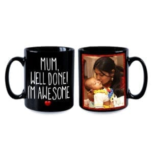 Shabash mummy coffee mug