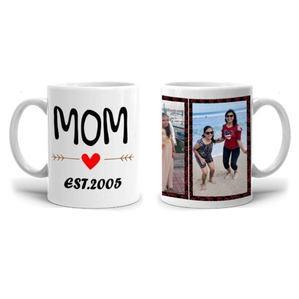 mother's day gift personalized mug