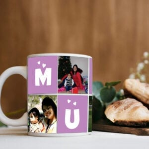 Personalized mug for mummy