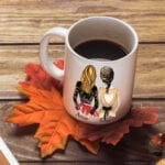 Personalized mug for best friend