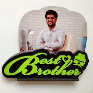 Best brother - Cutot photo frame
