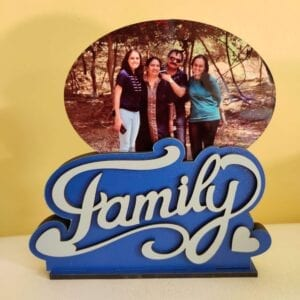 Family photo frame - Housewarming present