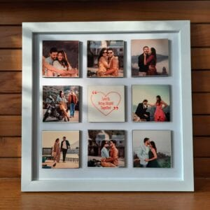 Stupid Love Multi Photo Frame