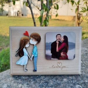 Romantic photo gift