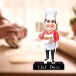 master-chef CARICATURE STANDEE