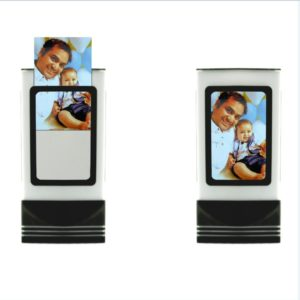 Personalized long distance lamp