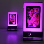 Personalized friendship lamp